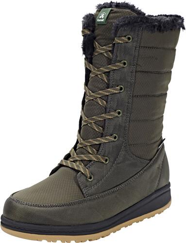 Kamik - Sienna Des Femmes - Chaussures D'hiver Taille 6 Marron / Beige D3Y1auj9gs
